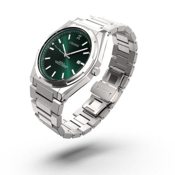 Skycha VI groen schuin