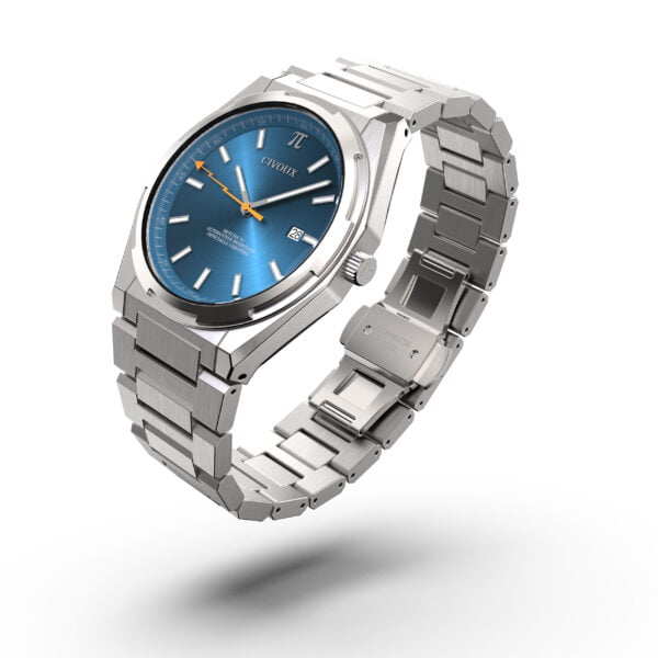 Skycha VI blauw schuin